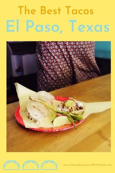 Where to find great tacos in El Paso Texas (USA). Things to eat in El Paso. Tacos in El Paso. Taco restaurants in El Paso. Potato And Egg Breakfast, Types Of Tacos, Taco Restaurant, Easy Bake Oven, Mouth Watering Food, Travel Guides, Travel Tips, Travel Destinations, Best Places To Eat