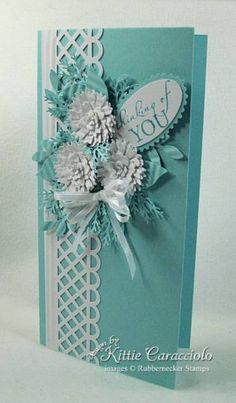 CAS124 Thinking of You by kittie747 - Cards and Paper Crafts at Splitcoaststampers