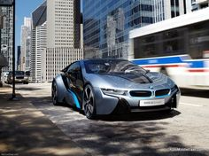 BMW i8 concept!