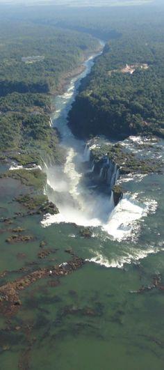 Iguacu Falls Brazil / Cataratas de Iguaçú, Brasil