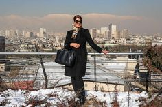 """the woman shaping iran's oil future,"" via bloomberg"