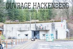 Ouvrage Hackenberg – Veckring, France – Maginot Line. hour drive from Spang & Ram. Fortification, France Travel, Day Trip, Places To Visit, Germany, Floor Plans, Europe, Military, Paris