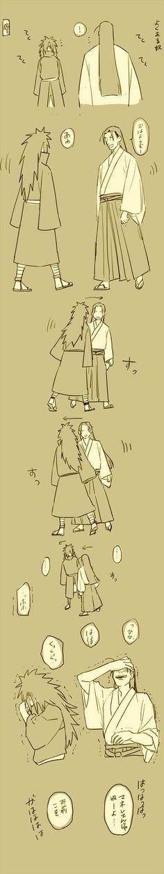Hashirama madara