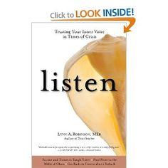 My latest book - I love this book by my friend Lynn Robinson