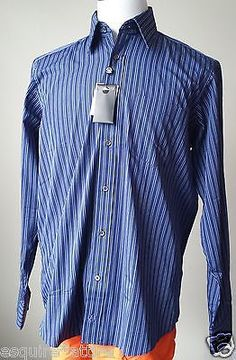men casual shirts for sale : BUGATCHI UOMO Men size M dress #shirt Classic Fit ($149) withing our EBAY store at  http://stores.ebay.com/esquirestore