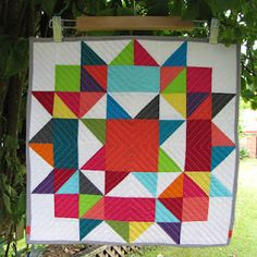 This is a great design. Would work up wonderfully for donation quilts!