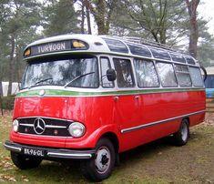 Mercedes O319 Norwegischer Schulbus - Bild & Foto von Elo WW aus Oldtimer - Fotografie (12536217) | fotocommunity