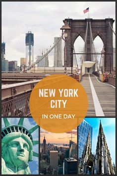 New York, baby! TOP travel tips. What to do in New York? Discover The best of #NewYorkCity in just one day with #Tripomatic itinerary. Do you feel like changing a plan? Get inspired from what is around and adjust your trip. http://www.tripomatic.com/trip-planner/#/?trip=*55a3ce2fe7f01