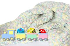 Items similar to Rainbow Baby Blanket - Rainbow Crochet Baby Blanket - Crochet Pastel Baby Blanket - Textured Baby Blanket on Etsy Baby Afghans, Baby Blanket Crochet, Crochet Baby, Rainbow Crochet, Granny Square Blanket, Heart For Kids, Rainbow Baby, Baby Crafts, Baby Shower Themes