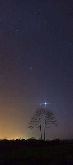 Jupiter and Venus The second star to the right and straight on till morning, Neverland is on venus