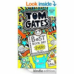Another great book in the Tom Gates series and is great value for money.  Full of funny doodles and another Liz Pichon classic.