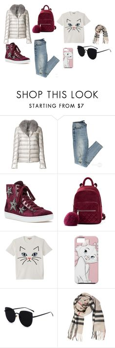 """""""sportswear"""" by neyvin ❤ liked on Polyvore featuring Herno, Lola Cruz, Paul & Joe and Burberry"""