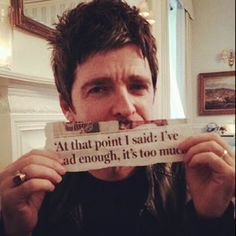 Noel Gallagher Oasis Band, Liam And Noel, All Goes Wrong, Noel Gallagher, Across The Universe, Britpop, The Dj, Paul Mccartney, Musica