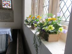 Spring into church by loubeeblooms.com up cycled boxes Boxes, Spring, Plants, Crates, Box, Plant, Cases, Planets, Boxing