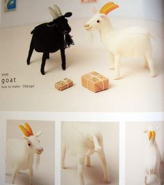 Goats - #goatvet @Della Chan Chan Chan Grace Hethcox Do we have the patience to make these?