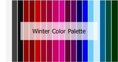 What Colors Suit Me? Find out the color palette that brings out your best features! Winter Wedding Colors, Winter Colors, What Colours Suit Me, Deep Winter Palette, Seasonal Color Analysis, World Of Color, Dress For Success, Season Colors, Color Shades