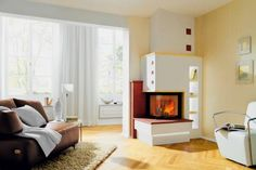Individueller Kachelofen Heating Furnace, Indoor, Design, Home Decor, Drive Way, Trendy Tree, Home Remodeling, Fireplace Heater, Homes