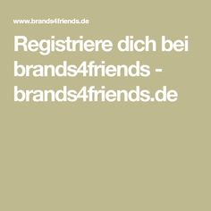 Brands4friends De wolfgang haberland haberlandwolfga on