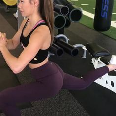 squats for flat tummy 7004457559 Leg Day Workouts, Fast Workouts, Butt Workout, Fitness Inspiration, Pilates, Aerobics Workout, Planet Fitness Workout, Legs Day, Excercise