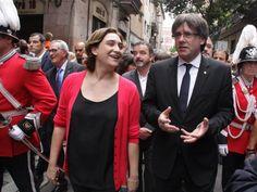 Carles Puigdemont: Els grans projectes només es poden aconseguir amb grans dosis dunitat