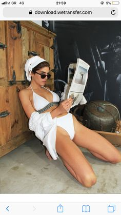 MENA bikini Aurelia Aqua bikini made in Mykonos