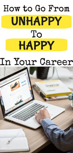 If you are fed up and unhappy with your job, then you need to read this. This is the career advice you need right now! This idea will change the whole outlook of your development in your career and lead you to choose a happier path. Work Life Balance Tips, Career Advice, Take Care Of Yourself, Time Management, Change, Motivation, Reading, Happy, Career Counseling
