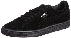 Puma Suede Classic+, Unisex-Erwachsene Sneakers, Schwarz (black-dark shadow 77), 37 EU (4 Erwachsene UK) - http://uhr.haus/puma-6/37-eu-puma-suede-classic-sneaker-herren-7-0-uk-40-5-eu-3