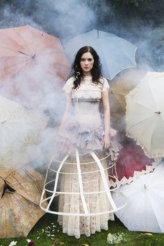 umbrella queen by BEINTAbeinta.deviantart.com on @deviantART