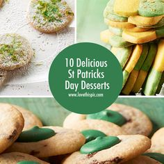 10 Delicious St Patricks Day Desserts