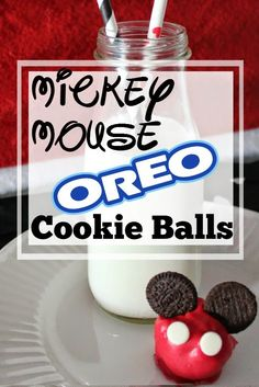 Mickey OREO Cookie Balls & Holiday Party | Southern State of Mind
