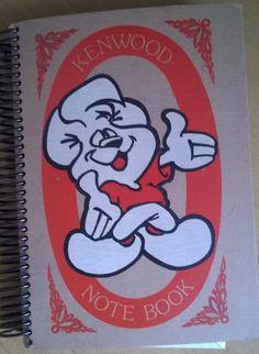 """""""Meu primeiro Notebook foi da #Kenwood"""" kkk"""