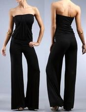 Jumpsuit...would look so good with turquoise
