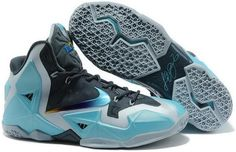 Gamma Blue, Black Blue, Nike Lebron 11, 11 Shoes001, 11 Gamma,