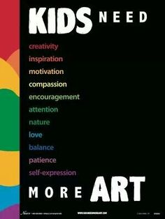 What kids need