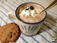 Heisse Schokolade für eisige Temperaturen