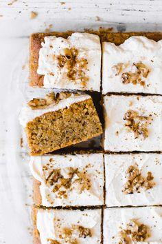 Extra moist Pumpkin Cake with Cinnamon Cream cake pops cake cake desserts desserts dulces en vaso faciles gourmet navidad Baking Recipes, Cake Recipes, Dessert Recipes, Salad Recipes, Cake Cookies, Cupcakes, Pumpkin Bars, Pumpkin Pumpkin, Healthy Pumpkin