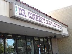 Dr. Conkey's Candy & Coffee, Simi Valley CA Like us on Facebook! www.betancourtrealtygroup.com