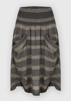 Masai Clothing Sarita Smock Skirt (Org) at Gemini WomanVisit / besøg WWW.RAINBOWLAND.DK for more nice clothing :-D