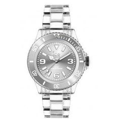 montre Femme Ice Watch, Ice Pure Silver Small