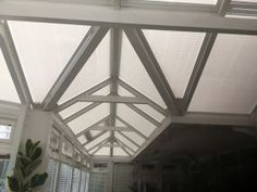 Roof Blinds for white uPVC conservatory Conservatory Roof Blinds, Blinds For Windows, Photo Galleries, Building, Shades For Windows, Buildings, Construction, Architectural Engineering