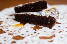Ciasto mechanika z musem czekoladowym