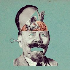Los divertidos e imaginativos collages de Qta3
