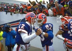Jim Kelly and Andre Reed, Buffalo Bills