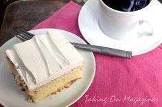 Classic Vanilla Tres Leches Cake