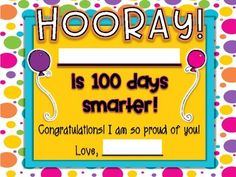 I hope you enjoy using this freebie with your little ones!CHECK OUT MY OTHER 100TH DAY ACTIVITIES AND FREEBIES!FREE: Write your name 100 times!FREE: 100th Day of School WritingFREE: 100th Day Certificate and Photo SignFREE: 100th Day of School Froot Loop Necklace Mat100th Day of School Activity Mini Book100th Day of School Activity Pack Please follow me to be updated as I add more products and freebies to my store :) I really appreciate your support!