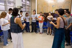 Oficina de Canto Amaranto _ Instituto Gandarela ©Athos Souza