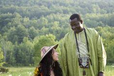 Yacouba and Bethany