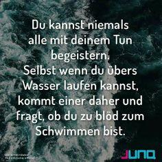 :) Wohl wahr....