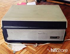 #szpula #audio #vintage #oldschool #stereo #hifi Znalezisko u klienta podczas instalacji :)