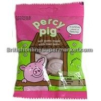 Marks and Spencer Percy Pig sweets 170g bag £2.45
